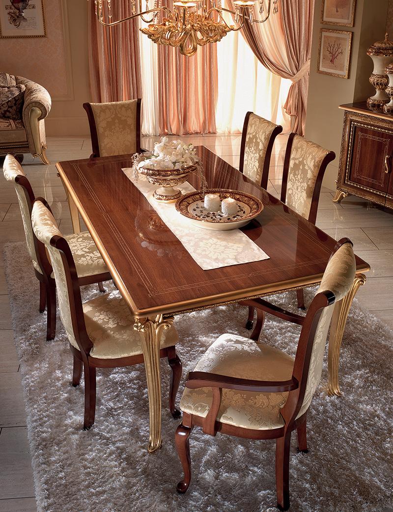 arredoclassic giotto soggiorno tavolo sedie