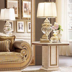 arredoclassic leonardo salotto bracciolo divano due posti