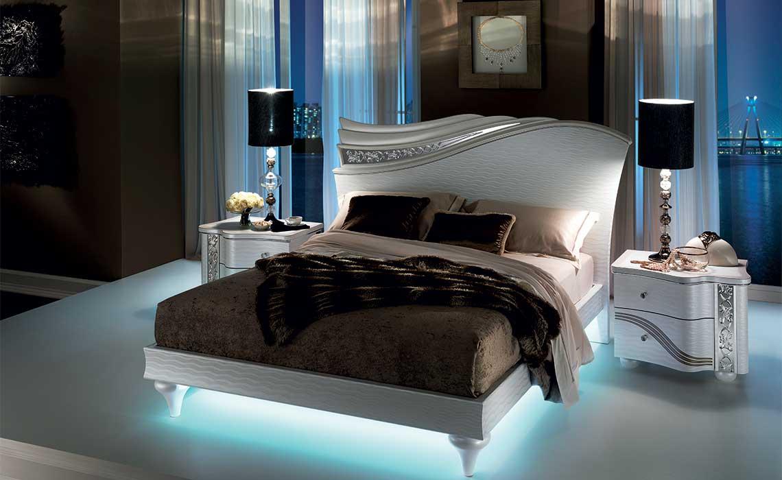 arredoclassic miro camera luce letto comodino