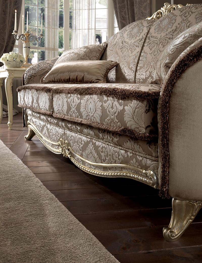 arredoclassic tiziano salotto divano tre posti